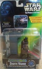 """1996 Star Wars The Power of the Force """" Darth Vader """" Electronic Power F/X (SW8)"""
