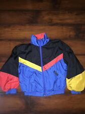 Vintage Members Only Multi-Color Jacket Boys Small