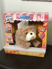Little Live Pets Rollie My Kissing Puppy NEW !! NIB