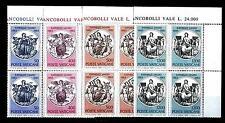 VATICANO - 1983 - 5° centenario della nascita di Raffaello Sanzio