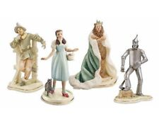 Lenox Wizard of Oz Dorothy Tin Man Scarecrow Cowardly Lion New Box Set of 4