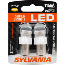 Turn Signal Light Bulb-Sedan Sylvania 1156ALED.BP2