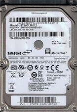 Samsung ST500LM012 HN-M500MBB/ASU P/N: C7273-G12A-ACTUX F/W: 2AR10001 500GB