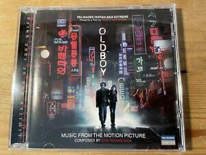 OLDBOY (Cho Young-Wuk) OOP 2003/2009 Milan Score Soundtrack CD EX