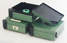 Forox Slide Cassettes Set Of 3