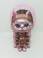 Kuidaore Toys Spirit of Nyanzeon Sakura Colourway Sofubi Soft Vinyl Designer Toy