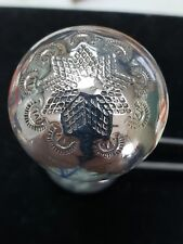 Baby Rattle Sterling Silver