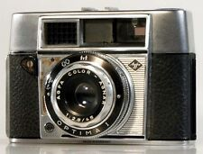 AGFA OPTIMA 35MM CAMERA MADE IN GERMANY