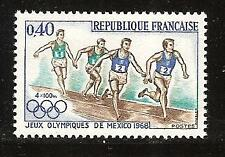FRANCE # 1223 MNH SUMMER OLYMPIC GAMES MEXICO CITY 1968