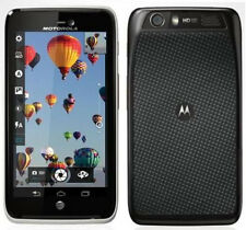 GOOD Motorola Atrix HD MB886 Unlocked LTE Android 4 WiFi Hotspot 8GB Smartphone