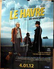 Aki Kaurismaki : JP Darroussin : Le Havre : POSTER