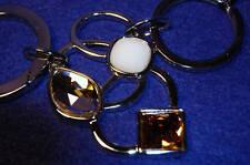 SWAROVSKI Multi Crystal Adrina Key Ring 1515428