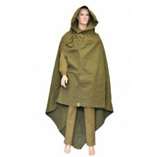 Russian red army soldier rain cloak - tent military poncho made in USSR