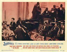 """""""JAMBOREE"""" Affiche U.S. entoilée (Roy LOCKWOOD / Count BASIE)"""