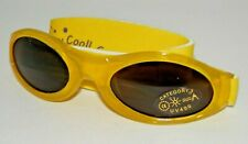 California Baby Banz Designer Sunglasses - Adjustable Yellow UV Protection New