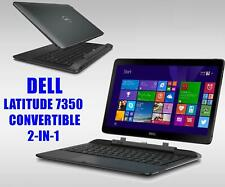 """Dell Latitude 7350 2-in-1 13,3"""" FHD Core M5Y71 1,2Ghz 8GB 240GB WIN10PRO 2x AKKU"""