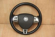 STEERING WHEEL WARM CHARCOAL COMPLETE Jaguar XF 2008-2011 (C2P14942LEG) ref5032