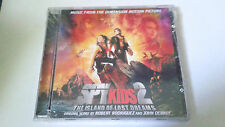 "ORIGINAL SOUNDTRACK ""SPY KIDS 2"" CD 20 TRACK ROBERT RODRIGUEZ BANDA SONORA OST"