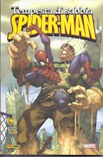 fumetto Panini Comics SPIDER-MAN Tempesta di sabbia