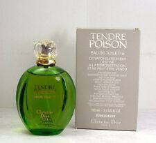 Tendre Poison by Christian Dior Women's Eau de Toilette Spray 3.4oz/100ml