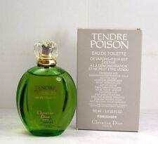 Tendre Poison by Christian Dior Women's Eau de Toilette Spray 3.4oz/100ml