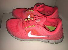 Nike Free 5.0 Run 3 ★ Damen ★ Sneaker ★ Schuhe ★ Sport ★ Hot Punch ★ Gr. 40