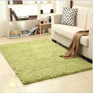 120*160cm Shaggy Carpet For Living Room Home Plush Fluffy Mats Faux Fur Area Rug
