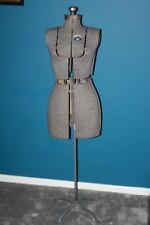 Vintage mannequin - Acme adjust-a-form dress makers - shop display - 1940s/50s