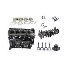 Engine Block Assembly&Con Rods&Crankshaft Kit For VW Golf  2.0T CBFA,CCTA,CCZB