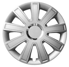 "Nuevo Original Suzuki Rueda Adornos 15 /""antracita Set De 4-Swift Splash G38"
