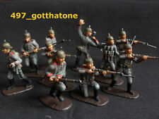 German Pre-1500 Military Personnel Airfix Toy Soldiers 1