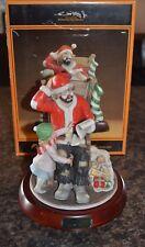 Emmett Kelly Jr. Spirit Of Christmas Vii Limited Edition 3332 Of 3500