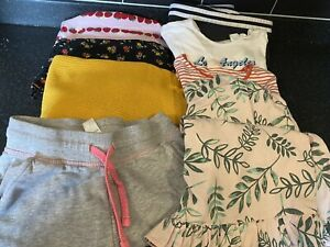 Large Bundle of Girls Clothes Age 9-10 Years