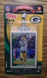 2011 Topps Green Bay Packers Super Bowl 45 XLV Champions Team Set - REDUCED!!!