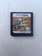 Spongebob Squarepants The Yellow Avenger [Nintendo DS, 2005] Cartridge ONLY