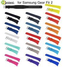 Correa de silicona para Samsung Gear Fit 2 Pro/ Fit 2 SM-R360.