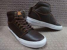 "Vans Men's Shoes ""Alomar"" -- (Duck Hunt) Brown/White"