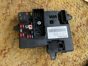 05 CHEVROLET COBALT PURSUIT OEM BODY CONTROL MODULE ENGINE FUSEBOX 15247501