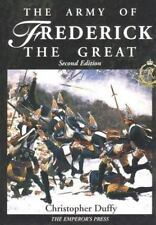 The Army of Frederick the Great, Duffy, Christopher, Acceptable Book