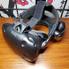 HTC Vive VR HMD + 3-in-1 Cable + Deluxe Audio strap DAS + extra interface