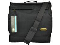Unisex Multi Purpose Messenger Bag by Hi-Tec Cross Body Practical Handy Mens