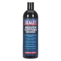 SCS701 Sealey Cutting Compound Medium 500ml [Compound & Polish] [Consumables]