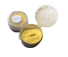 YELLOW Photochromic Pigment 2g- CLEAR -COLOR solar sun for color changing slime