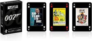 Waddingtons 007 James Bond Playing Cards * FAST UK DISPATCH *