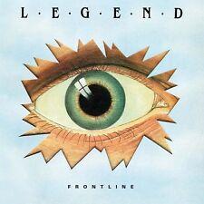 LEGEND – Frontline - LP black NWOBHM Classic Neu New