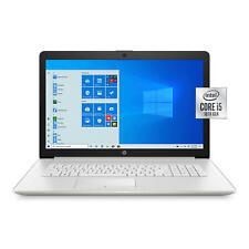"""Brand New HP 17.3"""" HD Laptop - Intel Core i5 - 8GB RAM - 256GB SSD - Silver"""