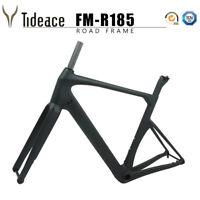 Carbon Bicycle Frame Fork Disc Brake Mount Road 700C*28mm Di2 UD 59cm Frames