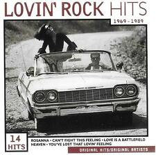 Lovin' Rock Hits 1969-1989 (Toto,Pat Benatar,Eric Carmen+) US comp