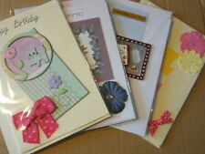 Cute Cats & Cute Dogs Handmade Birthday Cards