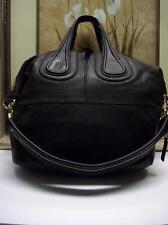 Givenchy Nightingale Borsa Grande Black Satchel Bag $3600